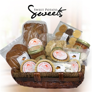 SWEET POTATO SWEETS $75 GIFT BASKET