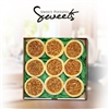 "SWEET POTATO PECAN PIE BOX OF 9-3"" SMALL"