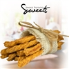 SWEET POTATO CHEESE STRAWS