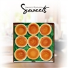 "SWEET POTATO PIE BOX OF 9-3"" SMALL"